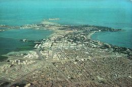 CARTE POSTALE D'AFRIQUE - DJIBOUTI - VUE AERIENNE - Djibouti