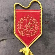 Flag (Pennant / Banderín) ZA000387 - Football (Soccer / Calcio) Croatia NSO Beli Manastir - Apparel, Souvenirs & Other