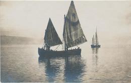 Croatia Opatija 1917 / Abbazia / Sailing Boats / Uncirculated, New, Unused / Eduard Betai - Kunst Fotografien - Adria - Kroatië