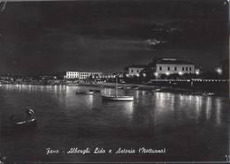 Fano - Alberghi Lido E Astoria (Notturno) - H4709 - Fano