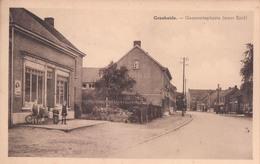 Grasheide Gemeenteplaats (naar Zuid ) Reclame Belga ( Putte Bij Mechelen ) - Putte
