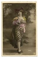 """152- Folies Bergère - Letty Linn """" Walery Paris"""" - Cabaret"""