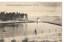 Carte Animée 1924 / 68 Réservoir OBERSOLBERG Près De Munster / Sondermach - Munster