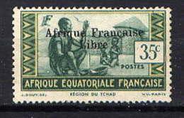 AEF - 164** - REGION DU TCHAD - A.E.F. (1936-1958)