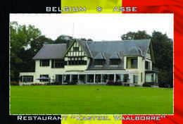 Carte Postale, REPRODUCTION, ASSE (8), Flemish Brabant, Belgium - Bâtiments & Architecture