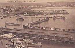 Canada > Ontario > Port Arthur Section Of Harbour - Port Arthur
