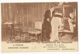 161 -  La Demoiselle De Magasin - Comédie En 3 Actes - Theater