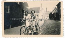 Willebroek  Rue Du Moulin Cachterground De Naeyer 1947 Velo - België