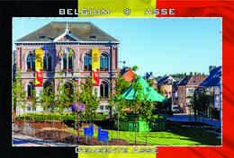 Carte Postale, REPRODUCTION, ASSE (18), Flemish Brabant, Belgium - Bâtiments & Architecture