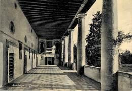 Vicenza Sandrigo Portico Di Villa Schiavo - Vicenza