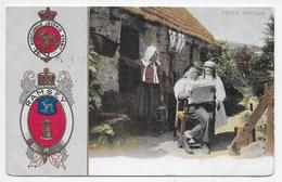 Pete's Cottage. - Manx Camera Series - Isle Of Man