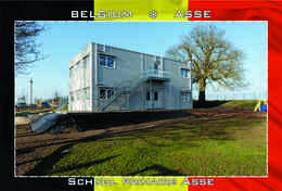 Carte Postale, REPRODUCTION, ASSE (24), Flemish Brabant, Belgium - Bâtiments & Architecture