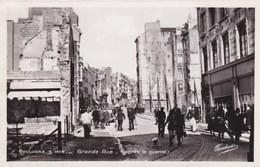 BOULOGNE-sur-MER. Grande Rue (après La Guerre) - Boulogne Sur Mer