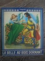 Ancien Petit Livre Pour Enfant La Belle Au Bois Dormant Ed. Touret - 1974 - Books, Magazines, Comics