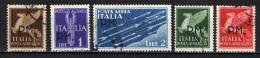 ITALIA REGNO - 1942 - POSTA MILITARE - USATI - Posta Militare (PM)