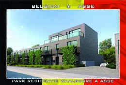Carte Postale, REPRODUCTION, ASSE (30), Flemish Brabant, Belgium - Bâtiments & Architecture