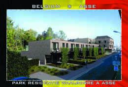 Carte Postale, REPRODUCTION, ASSE (31), Flemish Brabant, Belgium - Bâtiments & Architecture