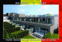 Carte Postale, REPRODUCTION, ASSE (32), Flemish Brabant, Belgium - Bâtiments & Architecture