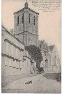08 Rethel Eglise Saint Nicolas - Rethel