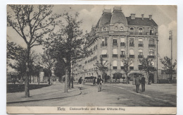 57 - METZ - RUE FRANCOIS DE CUREL AVENUE FOCH -  DIRECTION DES DOUANES - MEISTERTZHEIM N°951 - VOIR ZOOM - Metz