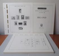 IRLANDA Eire Ireland 1922/1984 Fogli Marca SCHAUBEK (nuovi) - Album & Raccoglitori