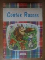 Ancien Petit Livre Pour Enfant Contes Russes - O.D.E.J. Paris - 1962 - Books, Magazines, Comics