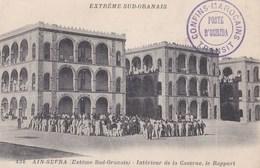 CPA / Ain Sefra Extrême Sud Oranais  (algérie) Intérieur De La Caserne Le Rapport   Cachet Confins Marocains - Other Cities