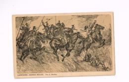 Armée Belge.Lanciers. - Oorlog 1914-18