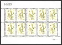 Nederland Postfris/MNH, Janneke Brinkman: Bloemen, Flowers, Fleures. Mais - Nederland