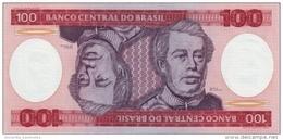 BRAZIL 100 CRUZEIROS ND (1985) P-198b UNC  [BR820b] - Brazil