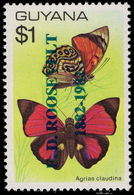 Guyana 1982 Roosevelt Unmounted Mint. - Guyana (1966-...)