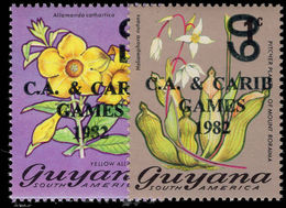 Guyana 1982 Carib Games Unmounted Mint. - Guyana (1966-...)