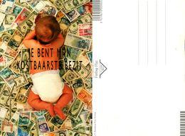 Bébés Sur Billets De Banques:Je Bent Mijn Kostbaarste Bezit - Kinderen