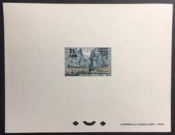 REUNION CFA Poste 1964 Epreuve De Luxe N° 364 Moustiers TTB - Isola Di Rèunion (1852-1975)