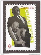 Canada, 2013, # 2619i, Oliver Jones  Winner Of Five Junos,   P Stamp Die Cut . Mnh - Booklets