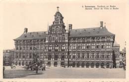 ANTWERPEN - Stadhuis En Brabo - Antwerpen