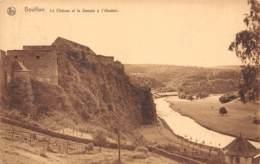 BOUILLON - Le Château Et La Semois à L'Abattoir - Bouillon