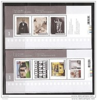 Canada, 2013, #2626-7,  Canadian Photography, 7 Stamps Ss . MNH - Blocs-feuillets