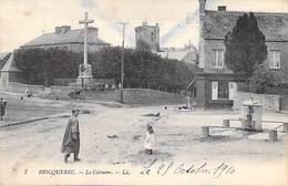 50 - Bricquebec : Le Calvaire. 1910 - Bricquebec