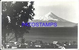 101570 CHILE PUERTO VARAS VISTA GENERAL POSTAL POSTCARD - Chile