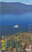 Télécarte Japon / NTT 410-149 - BATEAU - FERRY SHIP Japan Phonecard / A - SCHIFF Telefonkarte - 600 - Bateaux