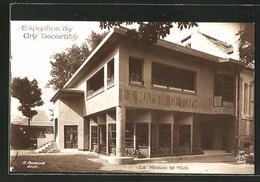 AK Paris, Exposition Des Arts Décoratifs 1925, La Maison De Tous - Esposizioni