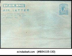 CEYLON - 20c KGVI AIR MAIL AEROGRAMME - MINT - Sri Lanka (Ceylon) (1948-...)