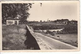 MONTRICOUX (T Et G ) Le Pont Route De Mautauban - Autres Communes