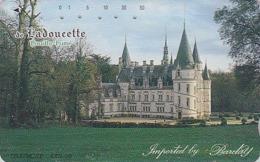 TC Japon  - Château De NOZET / FRANCE - Vin Pouilly Fumé Nivernais La Doucette Castle Wine - Japan Pc - Schloss - 30 - Paysages