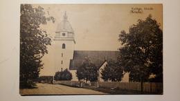 Sverige - Kyrkan Alseda - Kirche - Svezia