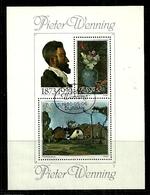 South Africa - 1980 Tribute To Pieter Wenning MS CTO - Gebraucht