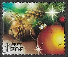 Estonia 2014 Christmas €1.20 Good/fine Used [35/29858/ND] - Estonia