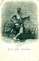 "TRES RARE ZULU GIRL  SEE CORNERS !!!   "" SEINSNUSASIA "" , AFRICA Y AMERICA - Afrique Du Sud, Est, Ouest"