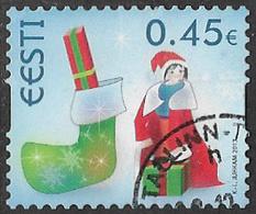 Estonia 2013 Christmas 45c Good/fine Used [38/31493/ND] - Estonia